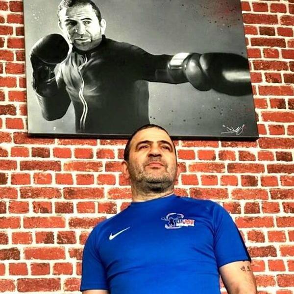 André Zeitoun trainer boxe thai
