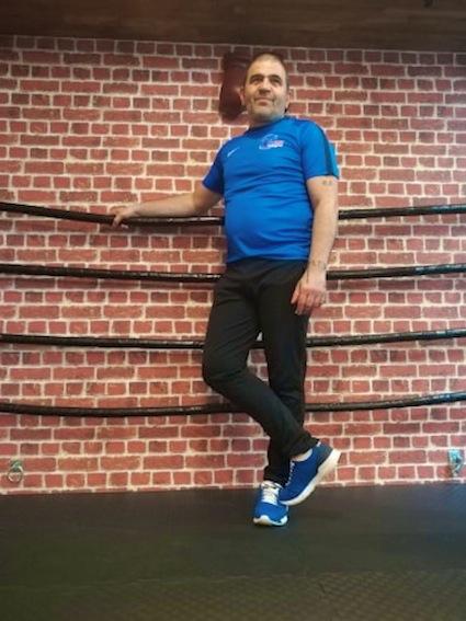 André Zeitoun cours boxe thai débutant