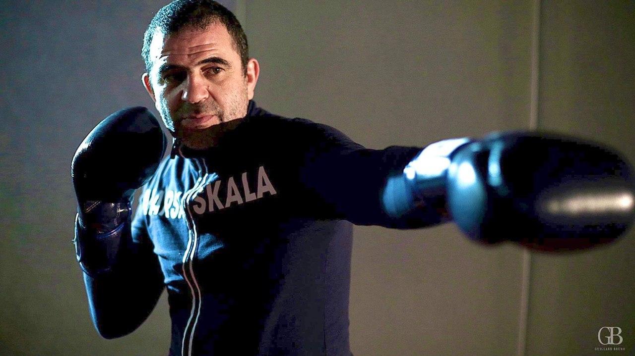 André Zeitoun cours Muay Thai