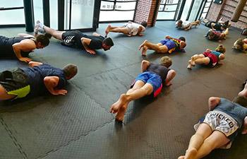 boxe thai renforcement musculaire