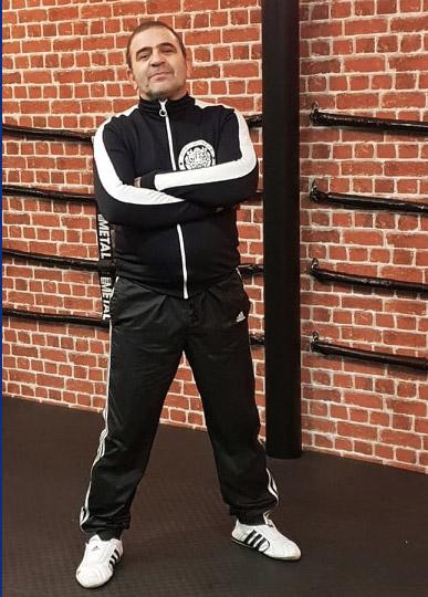 cours boxe thai particulier par Andre Zeitoun