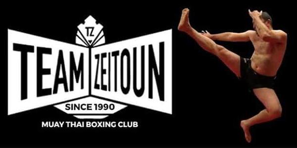 Team Zeitoun Muay Thai